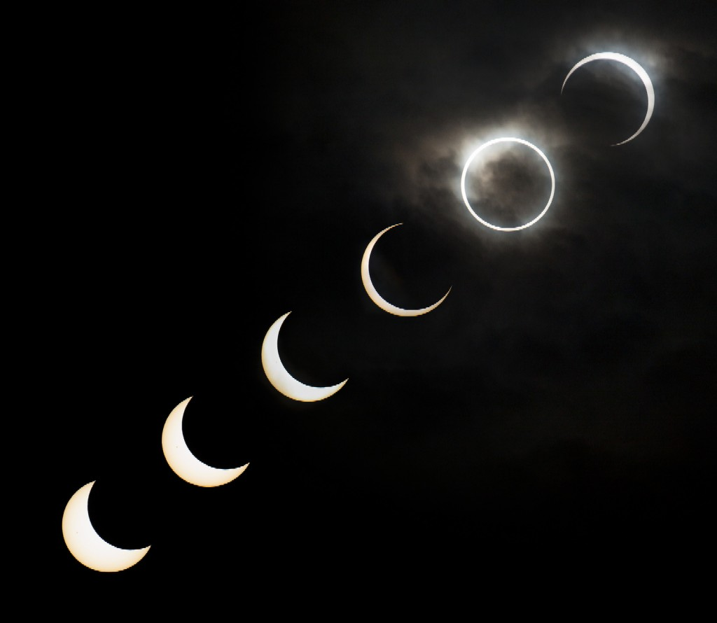 Rare 'Ring of Fire' Solar Eclipse of May 20, 2012