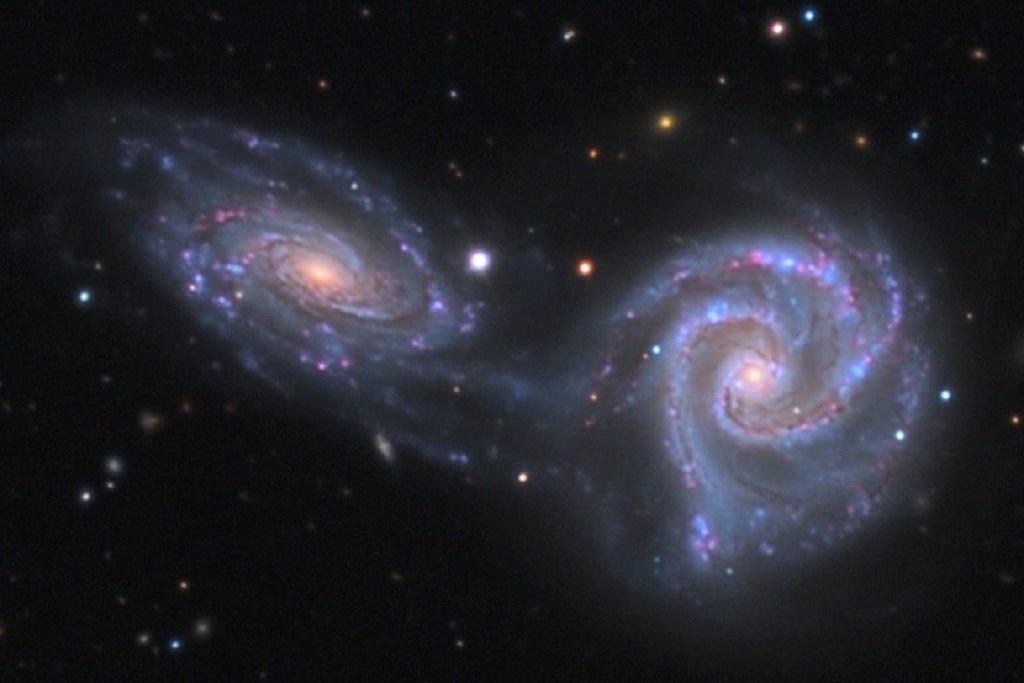 NGC 5426 and NGC 5427