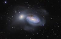 NGC 3227, NGC 3226