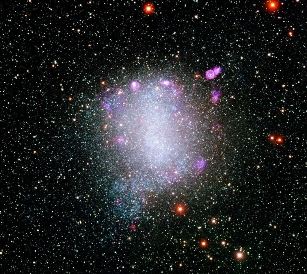 content of a irregular galaxy star - photo #26