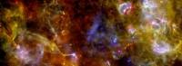 Cygnus-X, a star-forming region in Cygnus