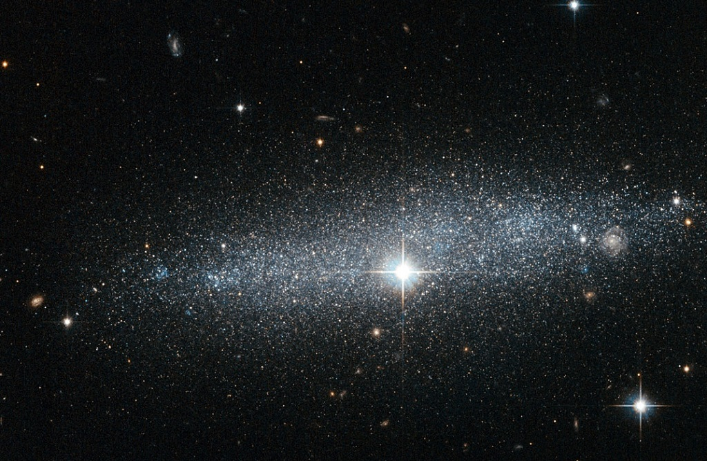 sagittarius dwarf galaxy nasa - photo #22