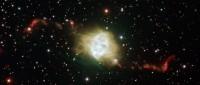 Fleming 1, a planetary nebula in Centaurus
