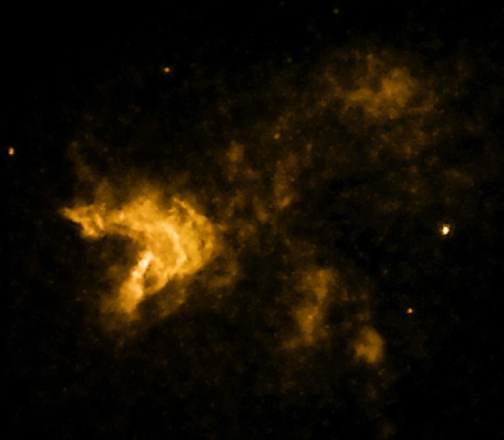 G350.1-0.3, a supernova remnant in Scorpius