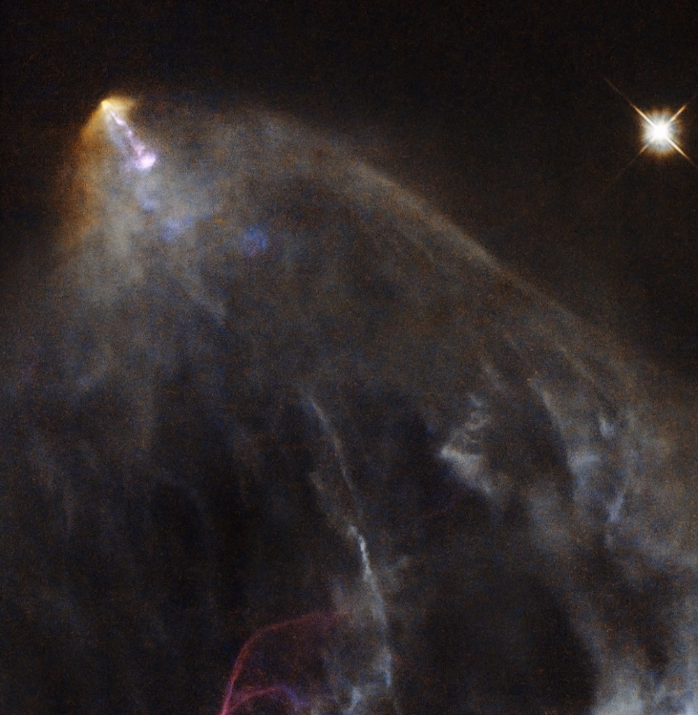 HH 151, a Herbig-Haro object in Taurus
