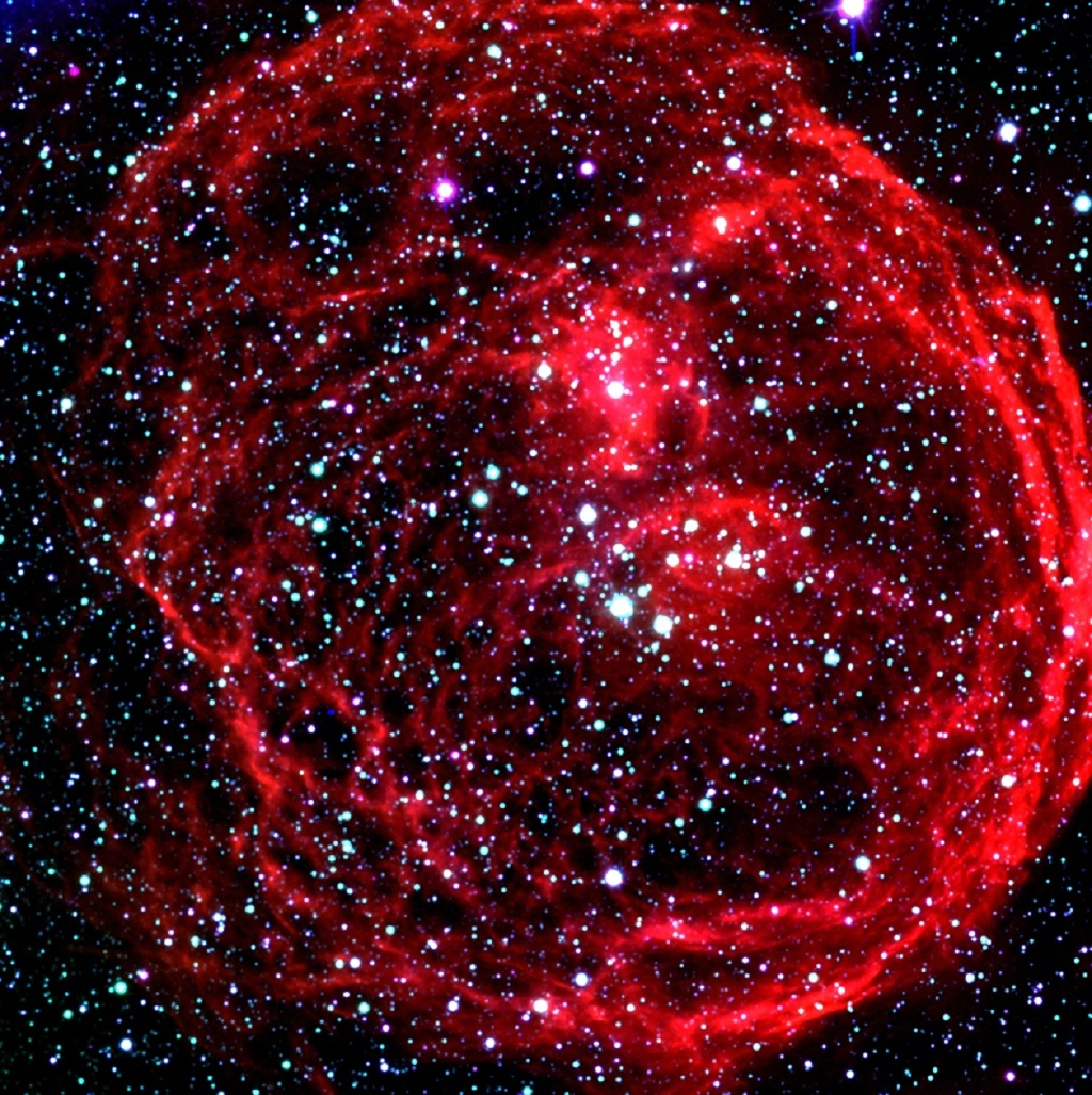Henize 70, a superbubble in the Large Magellanic Cloud