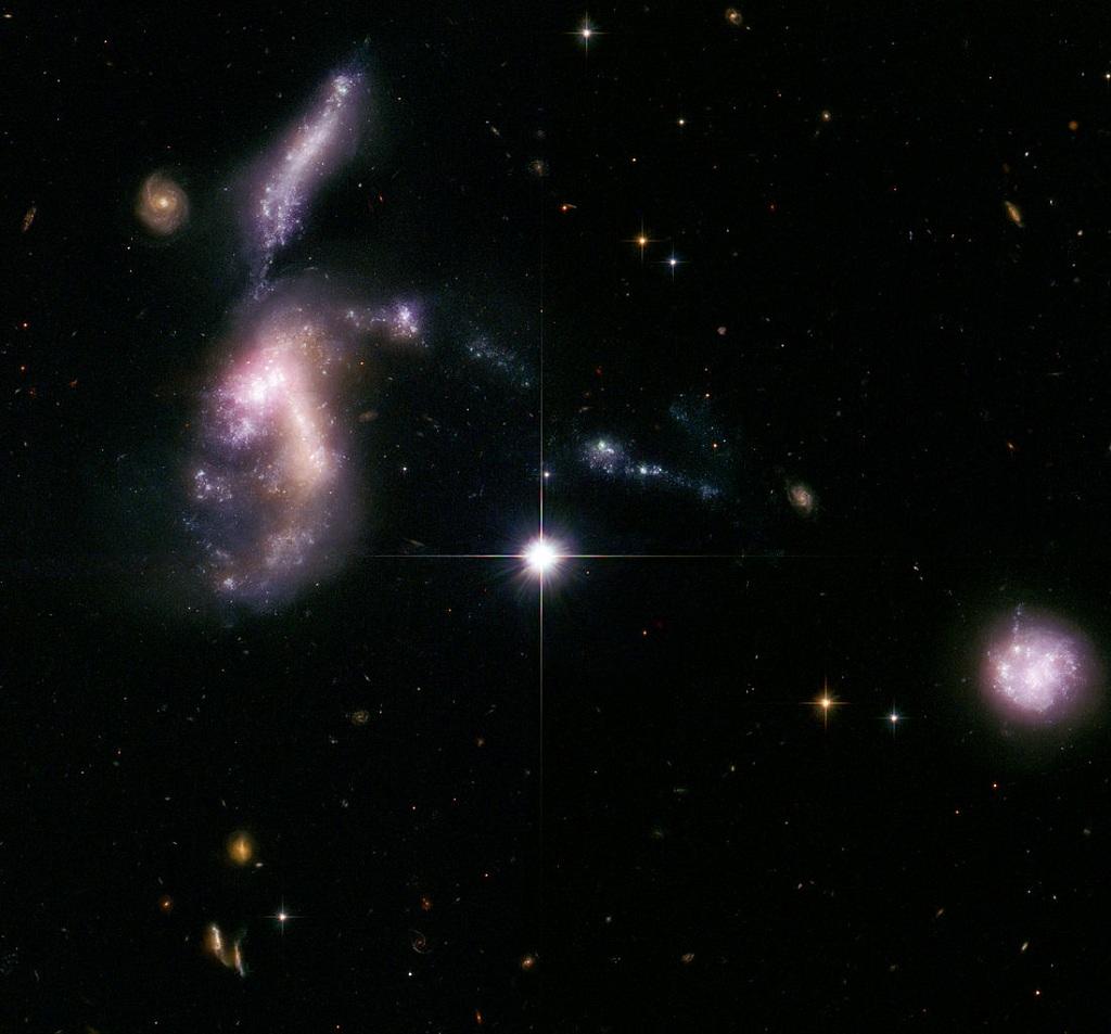 NGC 1741 Group