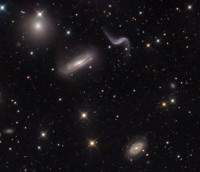 Hickson Compact Group 44, NGC 3190 Group