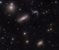 Hickson Compact Group 44, NGC 3190 Group
