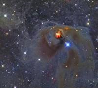 NGC 1555, Sh2-238, HH 155