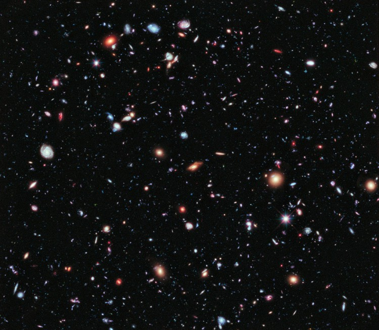 Hubble eXtreme Deep Field, XDF