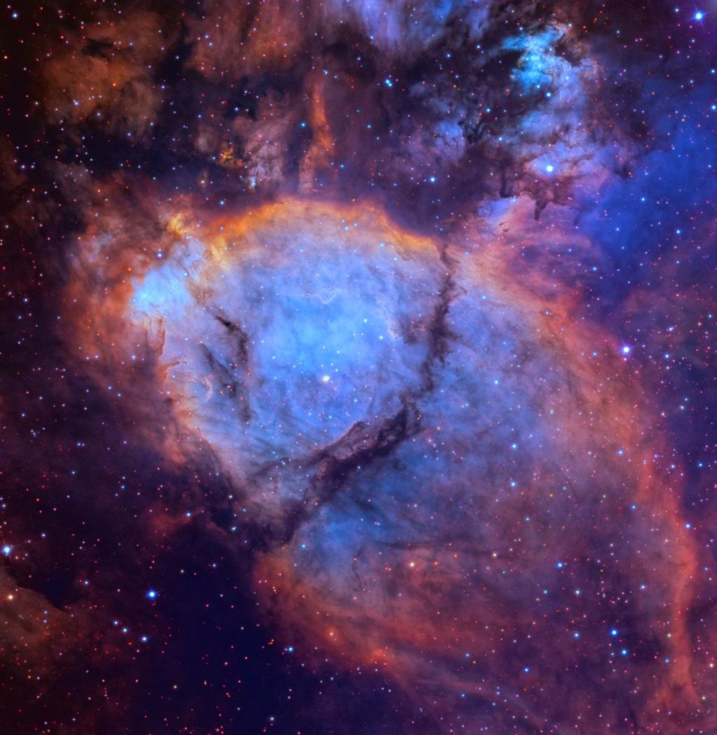 The Fishhead Nebula, Northern Bear Nebula