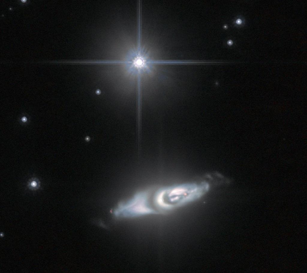 IRAS 22036+5306, a protoplanetary nebula in Cepheus