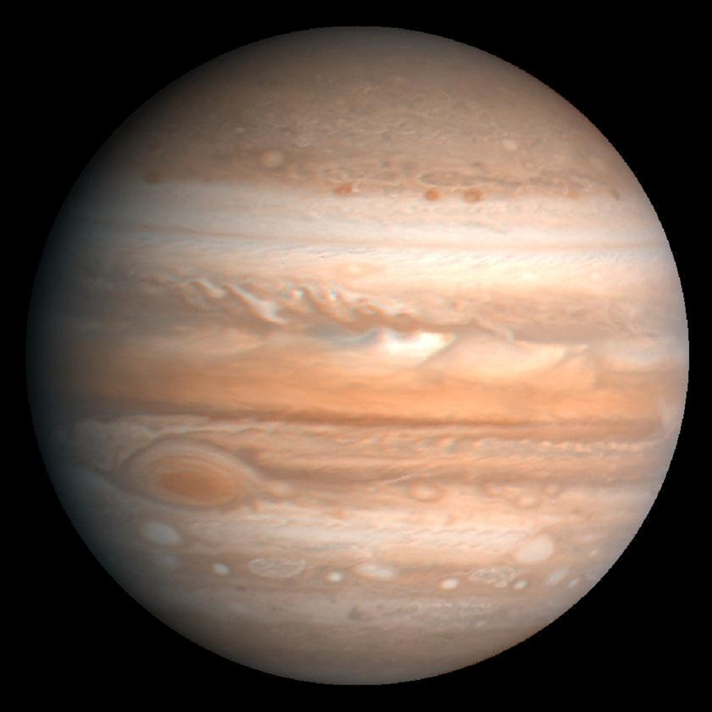 jupiter the largest planet in the solar system anne s astronomy news