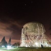Lovell Telescope & Orion