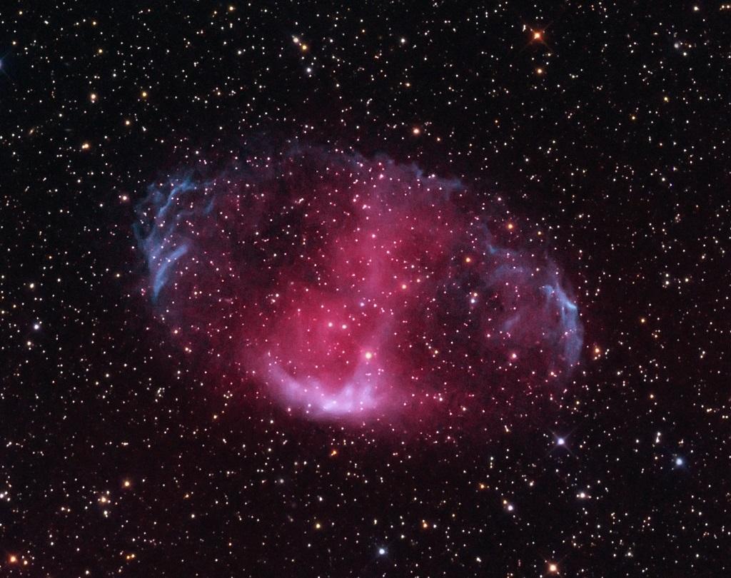 MWP1, an ancient planetary nebula in Cygnus