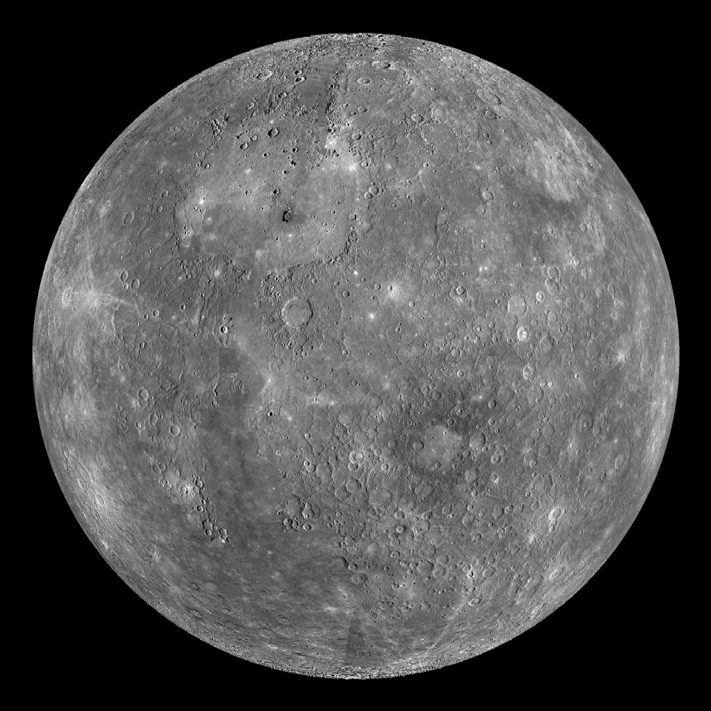 what are the moons of mercury - photo #17