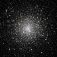 Messier 15, a globular cluster in Pegasus