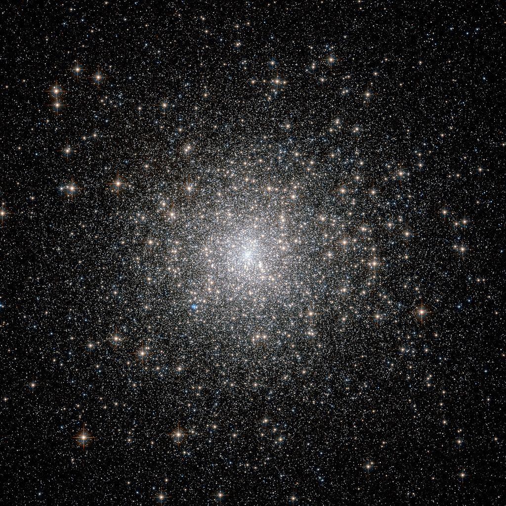 Messier 15, a globular cluster in Pegasus