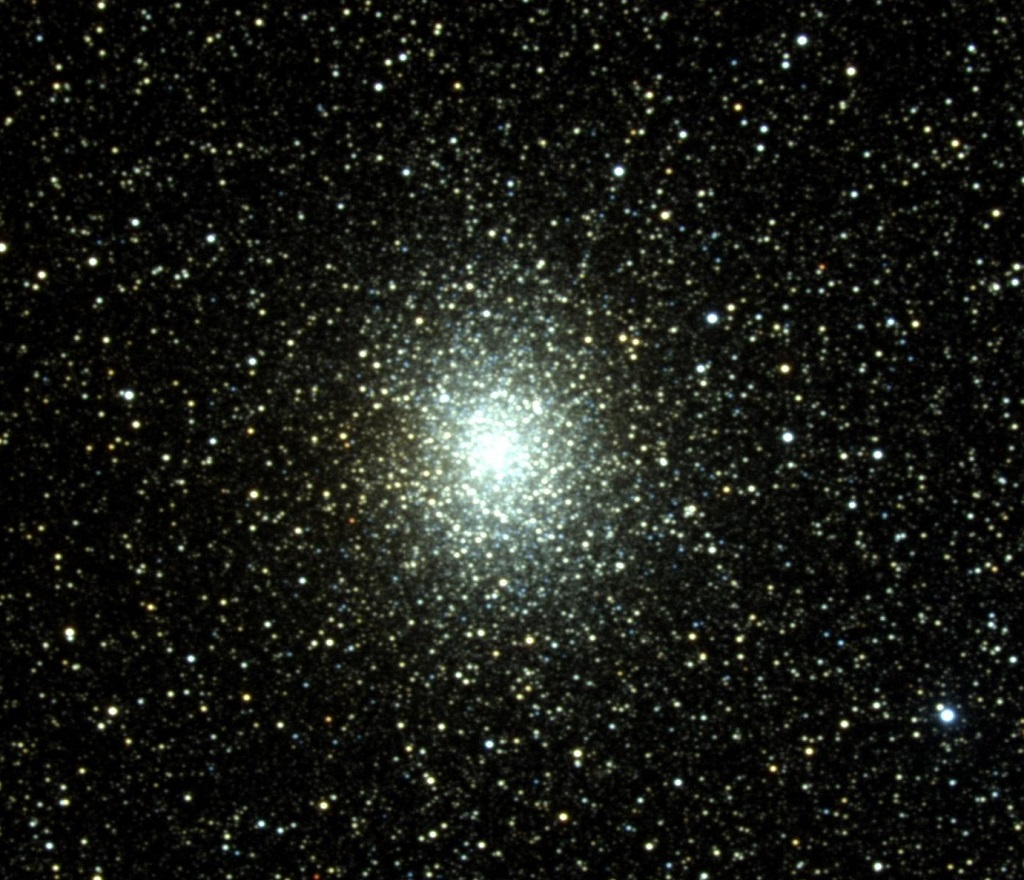 Messier 19 A Globular Cluster In Ophiuchus Anne S