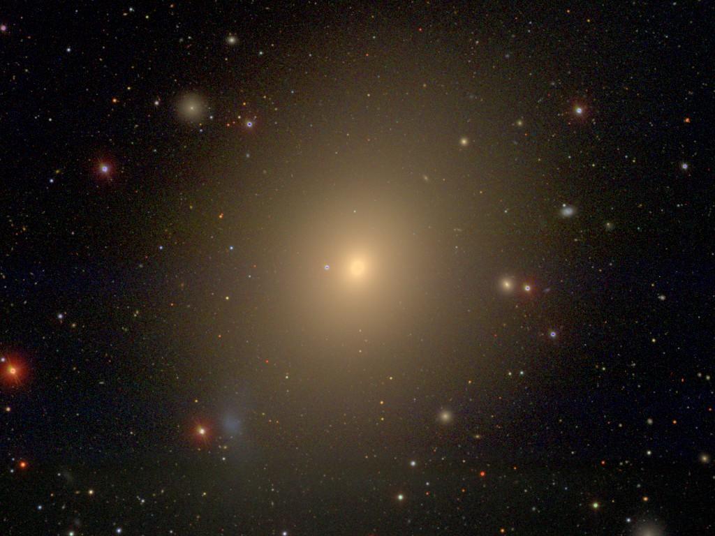 NGC 4472, Arp 134