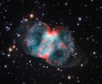 The Little Dumbbell Nebula, NGC 650/651