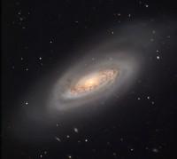 NGC 4569, Arp 76