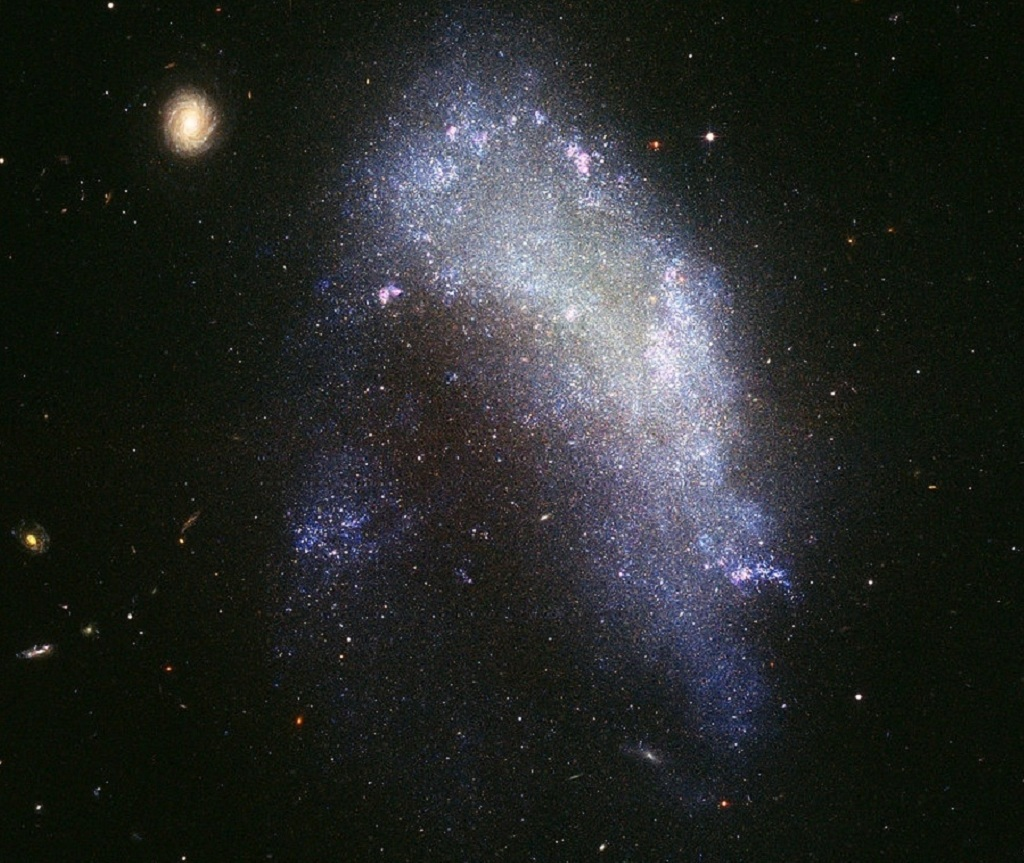 content of a irregular galaxy star - photo #20