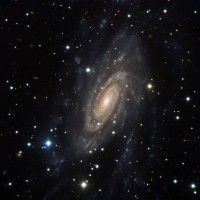 NGC 2280, a large spiral galaxy in Canis Major