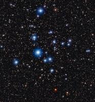 Gamma Velorum Cluster