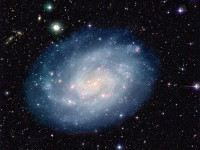 NGC 300, a spiral galaxy in Sculptor