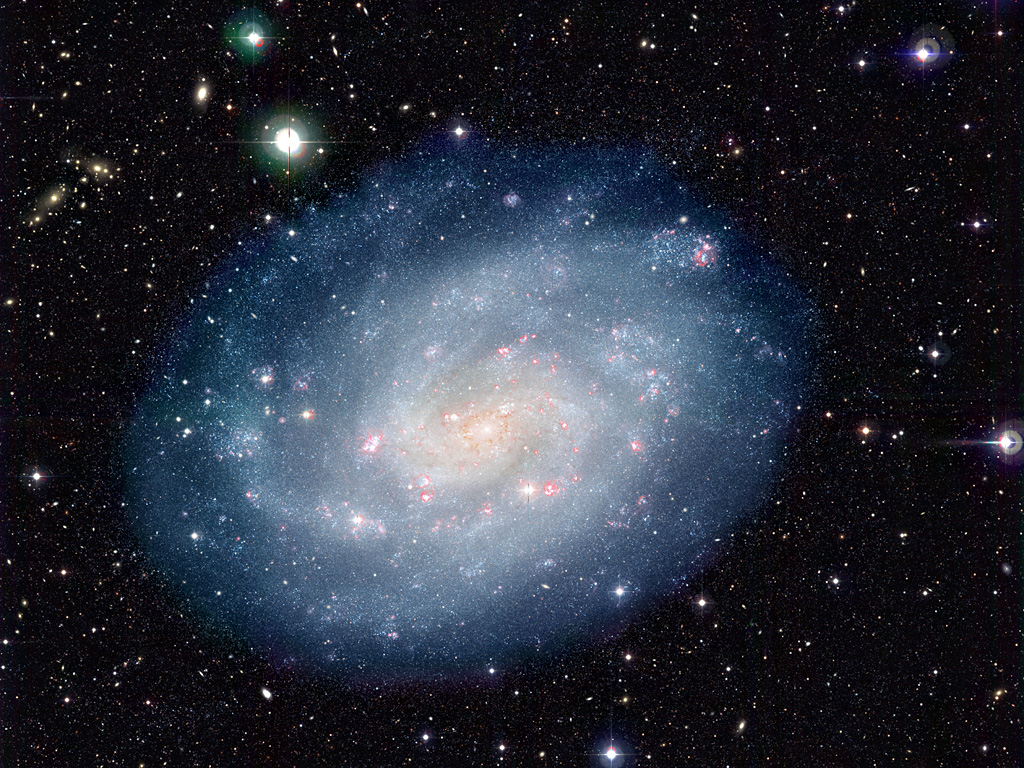 Anne's Image of Today: Spiral Galaxy NGC 300