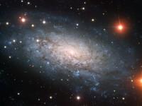 NGC 3621, a close-up