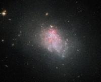 NGC 3738, a starburst galaxy