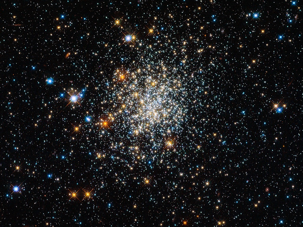 Anne's Image of Today: Open Cluster NGC 411