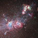 NGC 4214, a nearby dwarf galaxy