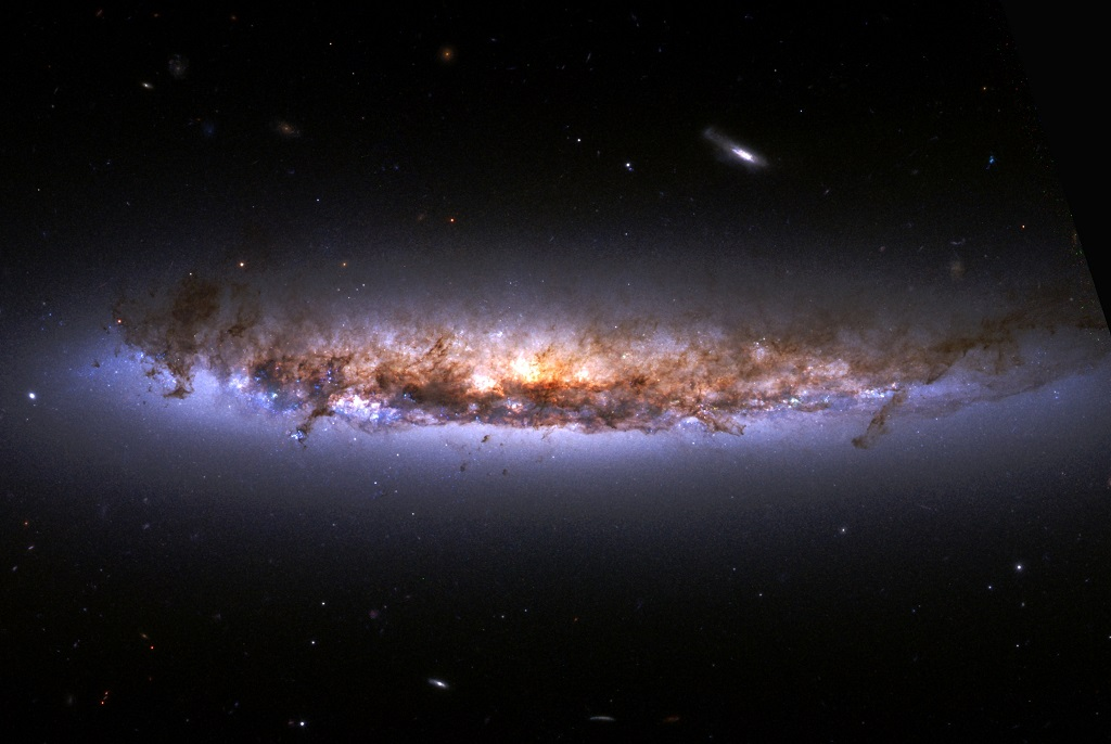 NGC 4402, a spiral galaxy in Virgo