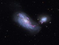 The Cocoon Galaxy, Arp 269
