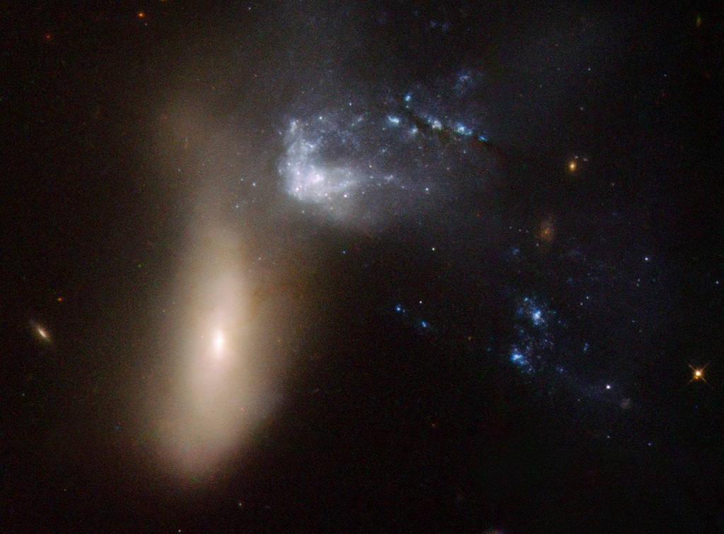 hubble galaxies pair - photo #8