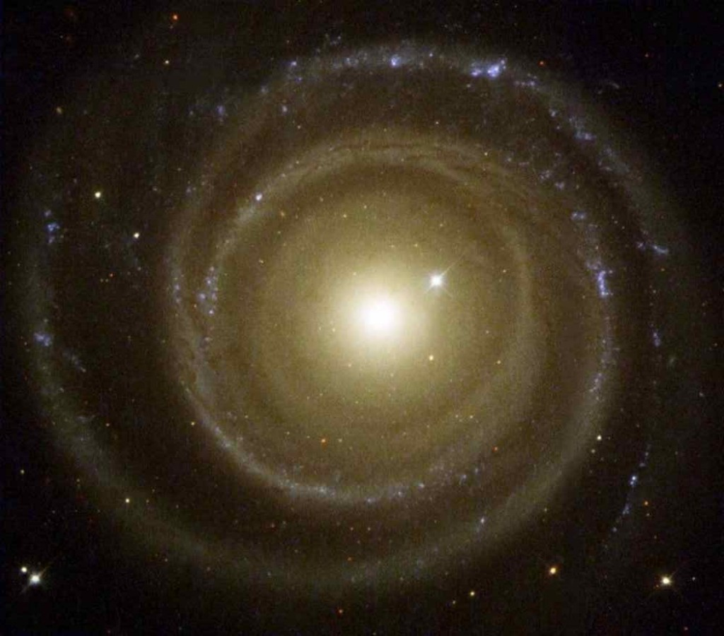 types of two spiral galaxies - photo #43