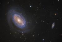 NGC 4712 , NGC 4725