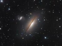 NGC 5078, a lenticular galaxy in Hydra