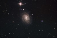 NGC 514, an intermediate spiral galaxy in Pisces