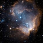 NGC 602, N90
