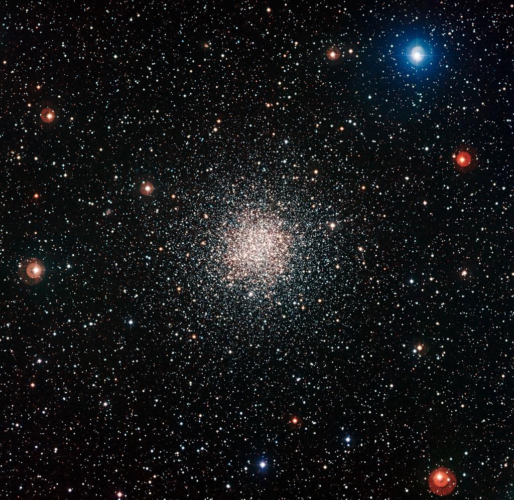 NGC 6362, a globular cluster in Ara
