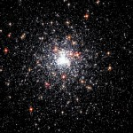 NGC 6624 is a metal rich globular star cluster, 27,500 light-years away in the constellation Sagittarius