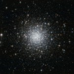 NGC 7006 (Caldwell 42) is a globular star cluster in the outskirts of the Milky Way, about 135.000 light-years away in Delphinus