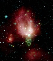 The Rosebud Nebula