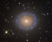 NGC 7217, a spiral galaxy in Pegasus