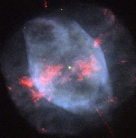 NGC 7354, a planetary nebula in Cepheus